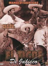El Tigre De Jalisco (DVD, 2004)