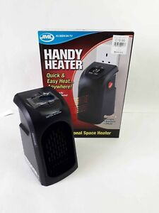 JML Handy Heater 500 Watts Plug-In Digital With Led Display Portable New