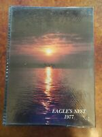 Chapin High School 1977 Eagle's Nest Yearbook, Annual SC Hardcover