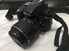 Nikon D D3300 24.2MP Digital SLR Camera - Black (Kit w/ 18-55mm and 50mm lenses)