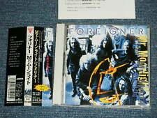 FOREIGNER Japan 1994 NM CD+Obi Mr. MOONLIGHT