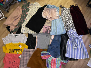 girls clothes bundle 10-11years - Primark, River Island, Shien, New Look