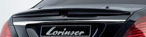 Mercedes-Benz Lorinser OEM Rear Wing Spoiler S Class W222 2014+ Brand New