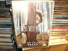 Where The Wild Things Are (DVD, 2010)