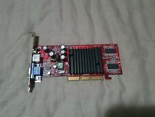 MSI G4MX MX440-T8X Video Card  64MB