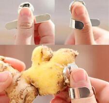 Kitchen Gadget Garlic Ginger 2016 Cutter Peeler  Practical Stainless Steel Tools