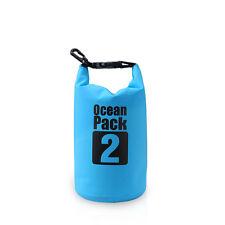 5/10/15/30L Water Resistant Waterproof Dry Bag Canoe Rafting Floating Kayakings