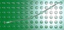 LEGO Light Gray Electric Fiber Optics Element Trans-Clear Electric, Fiber Optics