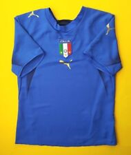 4.9/5 Italy Italia soccer women jersey small 2006 2007 shirt Puma football ig93