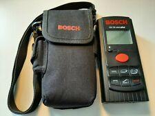 'Bosch DLE 30 Laser Plus' Distance / Volume Laser Measurer & Case