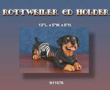 Adorable ROTTWEILER Dog CD /DVD Holder