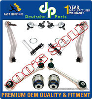 Rear Axle Ball Joint Link Control Arm Arms Kit for BMW E39 525i 528i 530i 540i