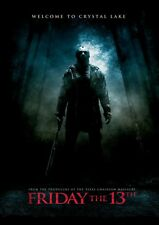 Friday the 13th A3 Poster