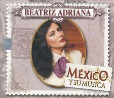Beatriz Adriana Mexico y su Musica 3CD New Nuevo sealed