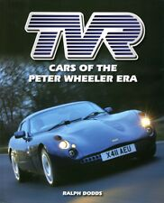 TVR Cars Wheeler Era (Griffith Chimaera Tuscan Sagaris S1 1981-2004) Buch book
