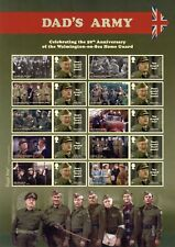 DADS ARMY 2018 SMILERS COLLECTORS SHEET Mint