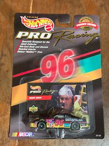 Hot Wheels Pro Racing 1998 Preview Edition Caterpillar David Green NASACR