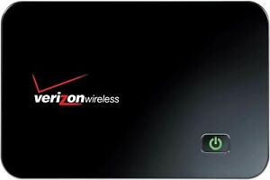 Verizon Wireless Novatel MiFi 2200 Wi-Fi 3G Black Mobile Hotspot Modem w/ Box