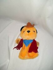 """9"""" cute soft musical sooty php tian toys plush hand puppet"""