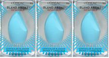 L'Oreal Blend Artist Infallible Concealer Blender, Latex Free (Pack of 3)