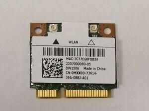 Dell Wireless DW1506 802.11 b/g/n Anatel WiFi Card MXX0D AR5B125
