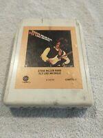 Steve Miller Band - Fly Like An Eagle - 8 Track Tape