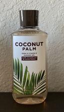 Bath & Body Works Coconut Palm Shower Gel Body Wash 10 oz. BRAND NEW