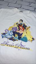 Vintage 90's Disney Sleeping Beauties Disney Princess All Over Print Snow White
