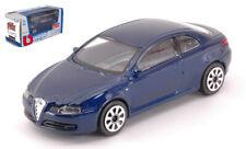 Alfa Romeo Gt 2003 Dark Blue 1:43 Model 30180B BBURAGO