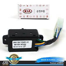 GENUINE Power Seat Switch 8Way FRONT LEFT Fits 03-06 Kia Sorento OEM 88199-3E200