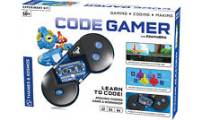 Code Gamer Thames & Kosmos Learn Game Code Experiment Kit 620141