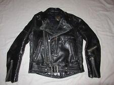 Vanson leathers men's hardcore highwayman AMAZING Biker Jacket sz 38