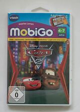 VtechMobiGo Lernspiel  Cars 2  4-7 Jahre NEU OVP