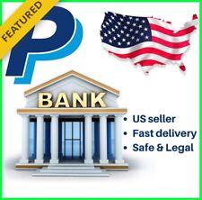 VBA US PayPal Verification (Virtual Bank Accounts) 🏦 100% VALID LEGAL SAFE ✅