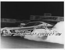 FRANTIC FORD MUSTANG NITRO FUNNY CAR NHRA DRAG RACING PHOTO