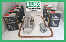 Jeep Grand Cherokee, Liberty, Wrangler filter oil kit for automatic gearbox