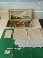 Tri-Tactics, Vintage, H.P.Gibson, used condition, Complete, 1950's or earlier