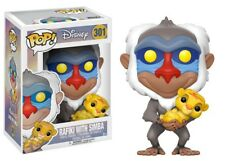 Funko - POP Disney: Lion King - Rafiki holding baby Simba Brand New In Box