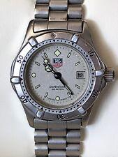 Vintage Female Tag Heuer Professional Quartz Watch