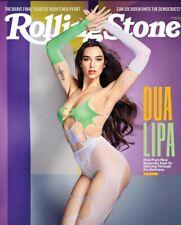 DUA LIPA - ROLLING STONE MAGAZINE - FEBRUARY 2021 BRAND NEW