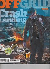 OFFGRID MAGAZINE #8 2015, CRASH LANDING WHAT IF.....