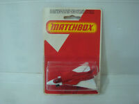 Miniature ancienne Matchbox Lesney Swing Wing n°27 - avion - vintage plane