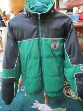 REEBOK BOSTON CELTICS BOYS SIZE LARGE (14-16) JACKET