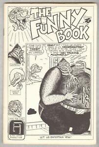 The Funny Book #1 September 1975 F/VF