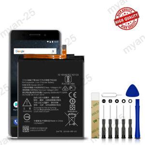 New HE317 Battery For Nokia 6 TA-1000 TA-1003 TA-1021 TA-1025 TA-1033 TA-1039