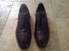 ALLEN EDMONDS WINGTIP OXFORD SHOE (SIZE 15 C)