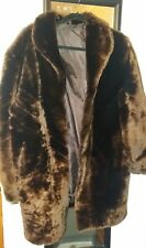 AUTHENTIC REAL  FUR COAT - Slightly used