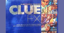 Electronic Talking Clue FX Board Game Replacement Cards,Envelopes,Pawns Parts