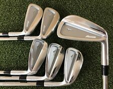 Mizuno MP-18 SC 5-PW Right Hand Iron Set. Project X 6.0 Steel Shafts. STD. Specs