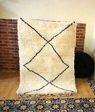 handgefertigte Wolle Teppich ,BENI OURAIN RUG Handgefertigter 100%  wolle.p 08